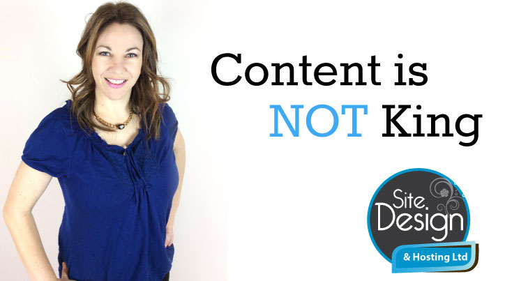 Content is NOT King!