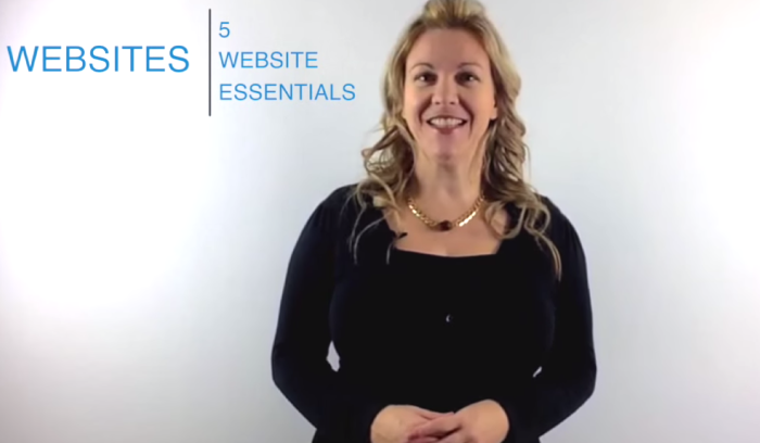 5 Website Essentials - Site Design & Hosting Ltd