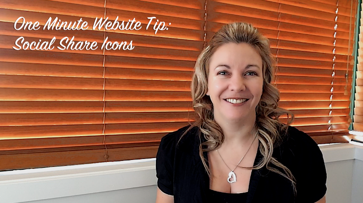 #2 – One Minute Website Tip