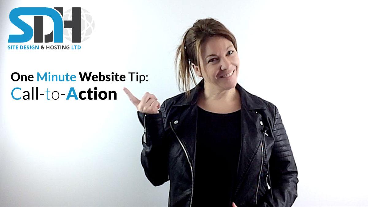 #4 – One Minute Website Tip